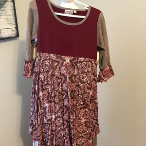 NWOT Girls Dress